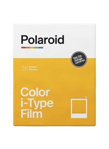 Polaroid Polaroid Color i-Type Uyumlu 16lı Film Renkli